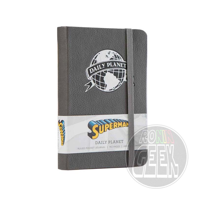 DC Comics Pocket Journal Superman Daily Planet