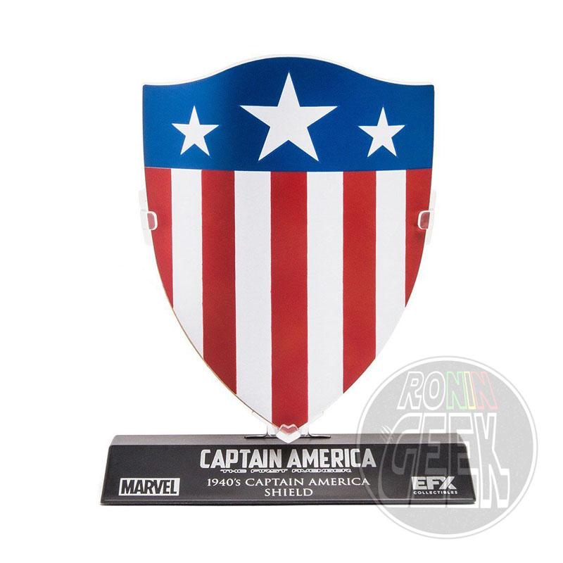 Marvel's Captain America Replica 1/6 1940's Shield LC Excl.