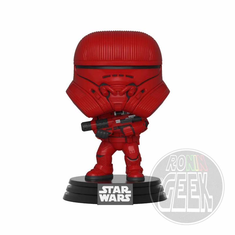 FUNKO POP! Star Wars: The Rise of Skywalker - Sith Jet Trooper