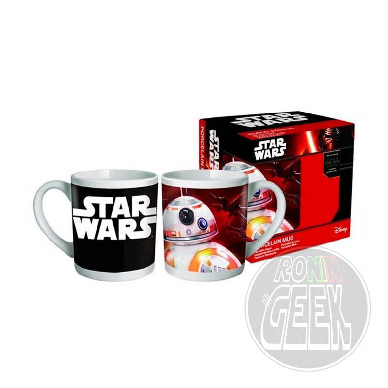 Caneca Star Wars Episodio VII BB-8