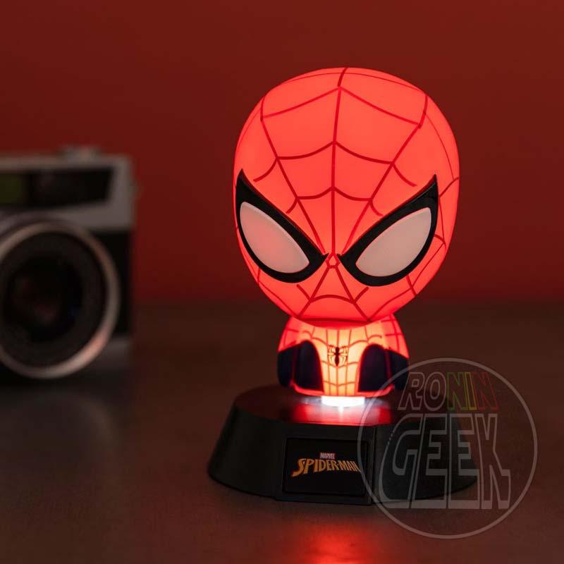 Marvel 3D Icon Light Spider-Man