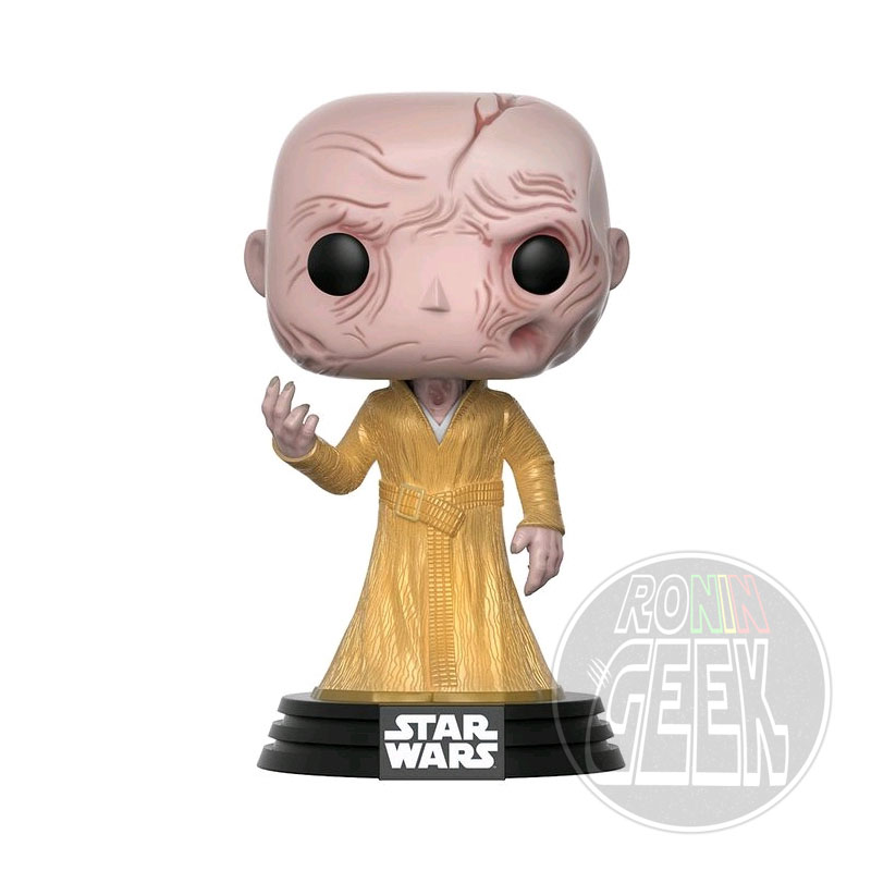 Funko POP! Star Wars Epi. VIII - Supreme Leader Snoke