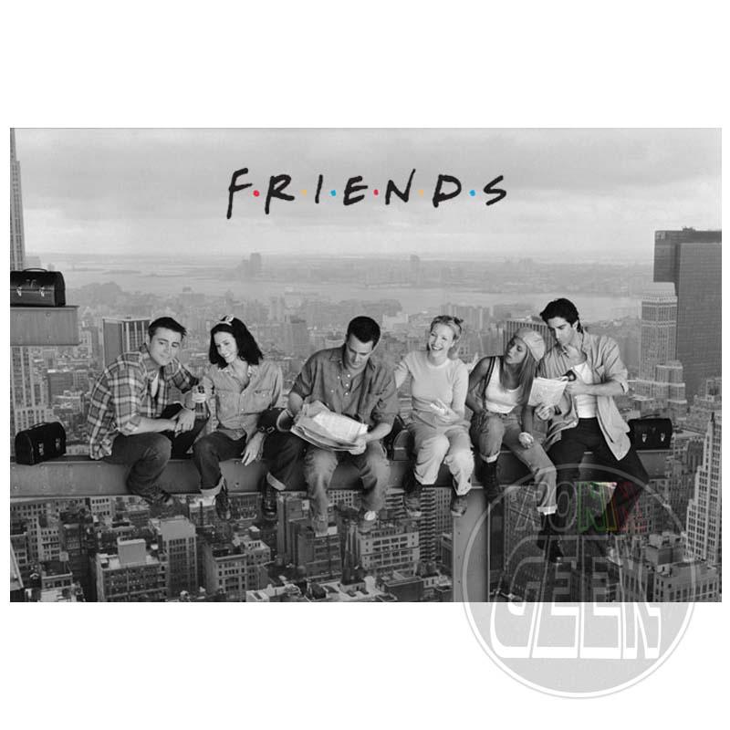 Poster Friends - Skyscraper