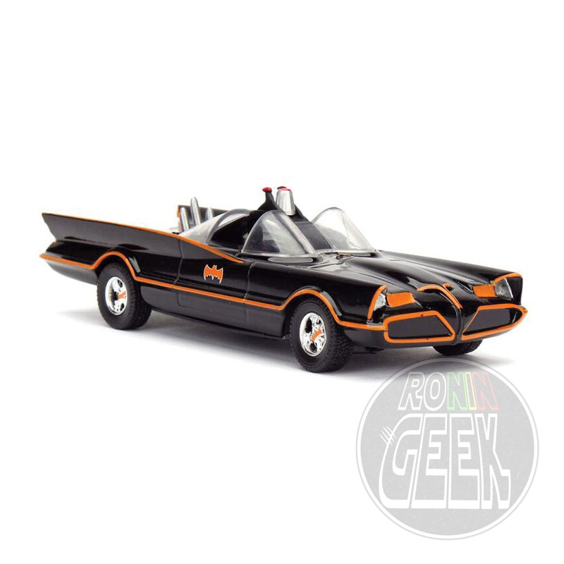 JADA Batman Diecast Model 1/32 1966 Classic TV Series Batmobile