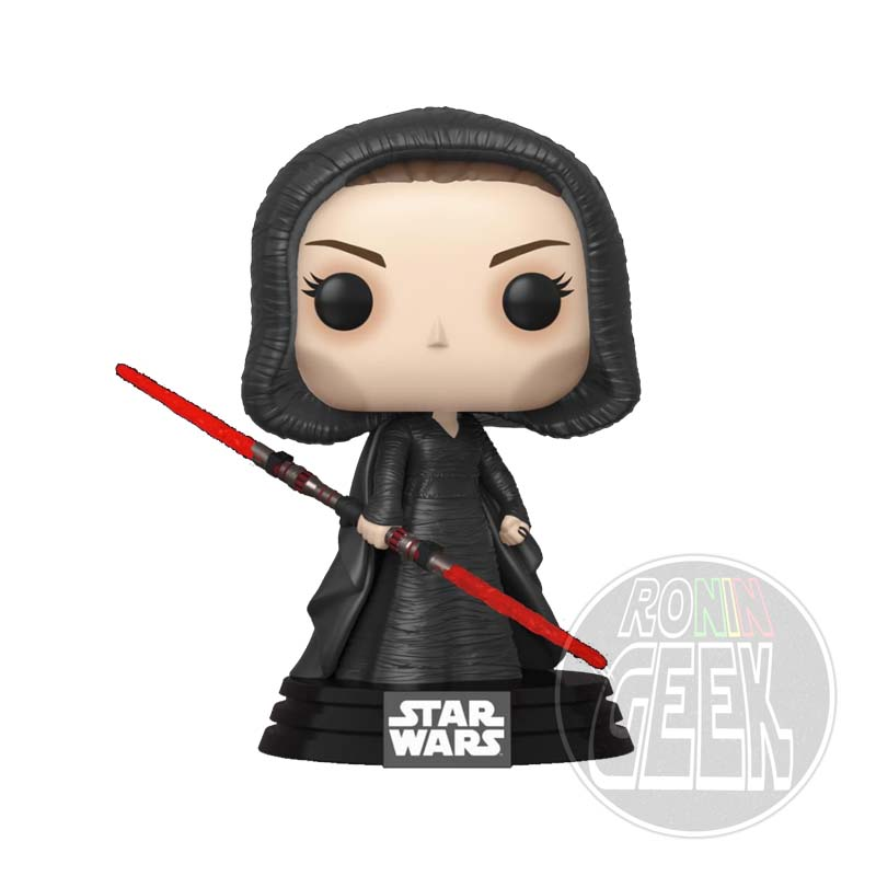 FUNKO POP! Star Wars: The Rise of Skywalker - Dark Side Rey