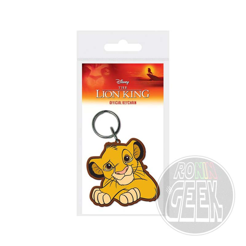Keychain Disney The Lion King - Simba