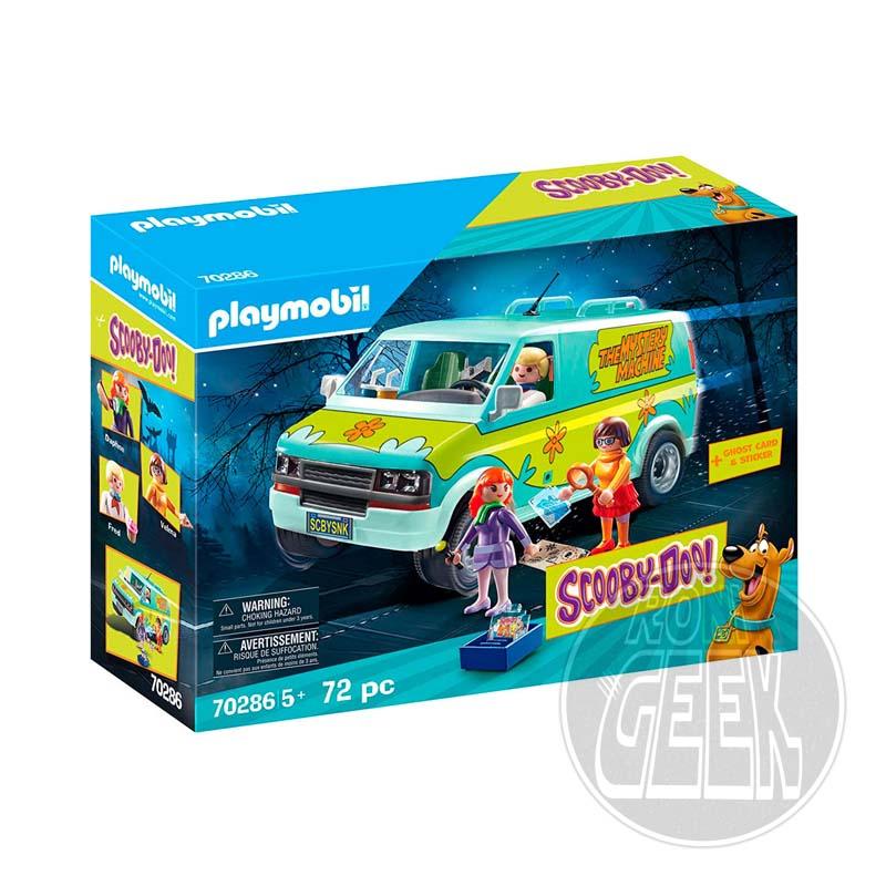 Playmobil 70286 - Scooby Doo: The Mystery Machine