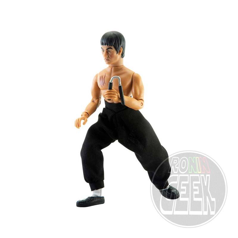 MEGO Legends Bruce Lee Action Figure