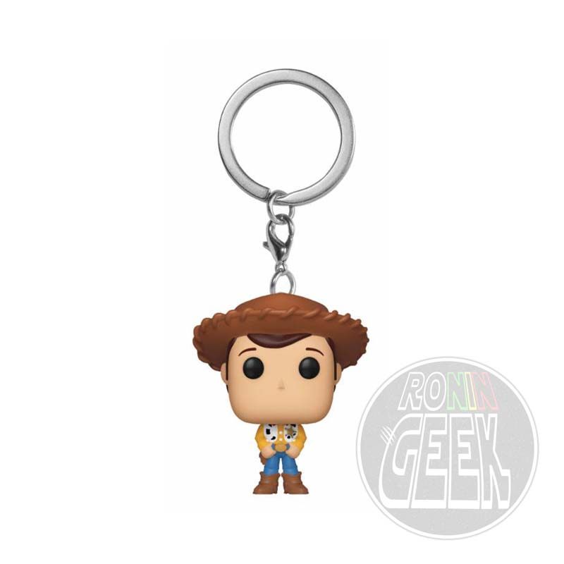 FUNKO POP! Keychain: Toy Story - Woody
