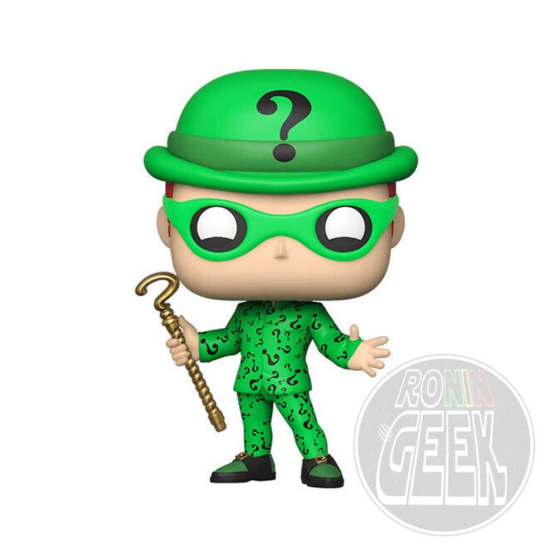 FUNKO POP! Heroes: Batman Forever (1995) - Riddler