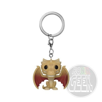 FUNKO POP! Keychain: Game of Thrones - Viserion