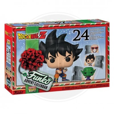 PRÉ-VENDA FUNKO Dragonball Z Countdown Pocket POP! Advent Calendar