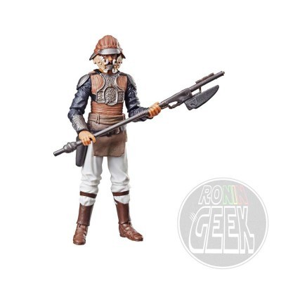 HASBRO Star Wars Vintage Collection Action Figure 2019 Lando Calrissian (Skiff Guard) Exclusive