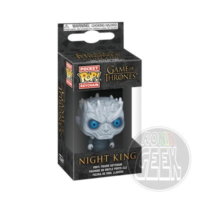 FUNKO POP! Keychain: Game of Thrones - Night King
