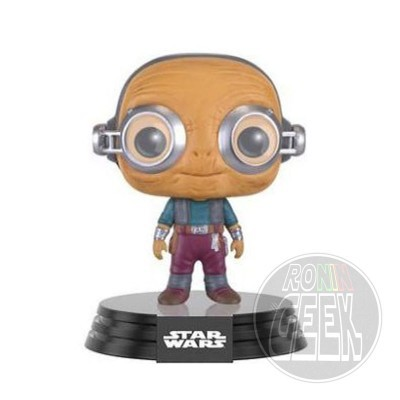 Funko POP! Star Wars Epi. VII - Maz Kanata