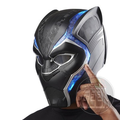 HASBRO Marvel Legends Electronic Helmet Black Panther