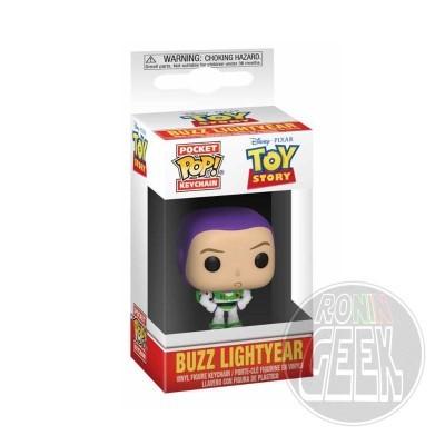 FUNKO POP! Keychain: Toy Story - Buzz Lightyear