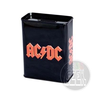 Mealheiro AC/DC