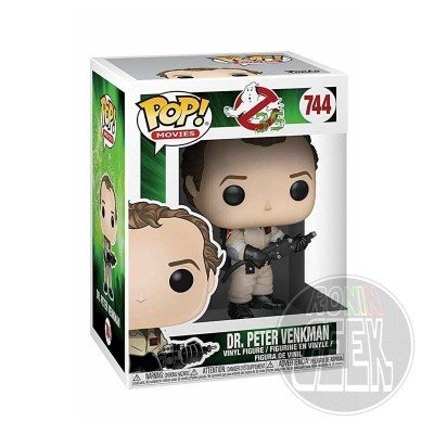 FUNKO POP! Movies: Ghostbusters - Dr. Peter Venkman