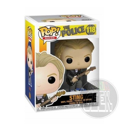 FUNKO POP! Rocks: The Police - Sting