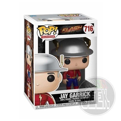 FUNKO POP! Television: The Flash - Jay Garrick