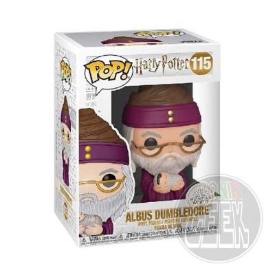FUNKO POP! Harry Potter - Albus Dumbledore w/ Baby Harry