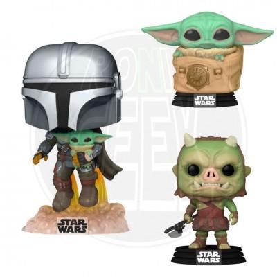 PRÉ-VENDA FUNKO POP! Star Wars: The Mandalorian