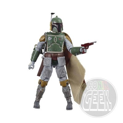 HASBRO Black Series Star Wars Action Figure - Empire Strikes Back 40th Anniversary (2020 Wave 3) - Boba Fett