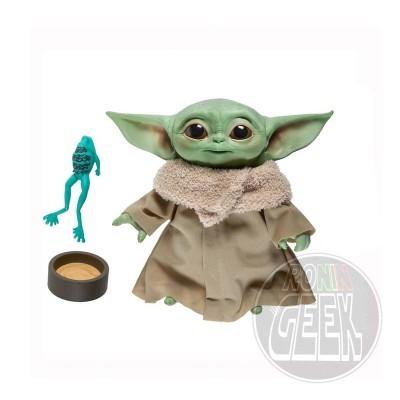 HASBRO Star Wars The Mandalorian Plush Toy - The Child
