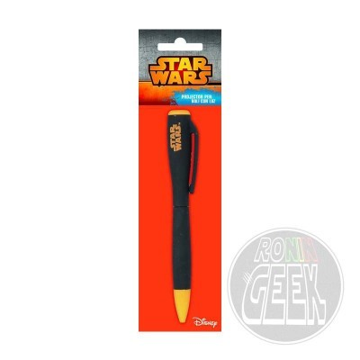 Star Wars Pen with Light Projector Logo