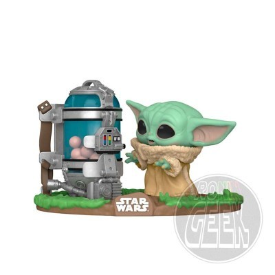 FUNKO POP! Star Wars: The Mandalorian - The Child with Egg Canister