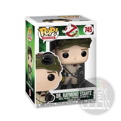 FUNKO POP! Movies: Ghostbusters - Dr. Raymond Stantz