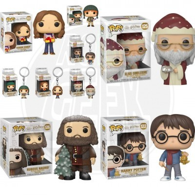 PRÉ-VENDA FUNKO POP! Harry Potter Holiday