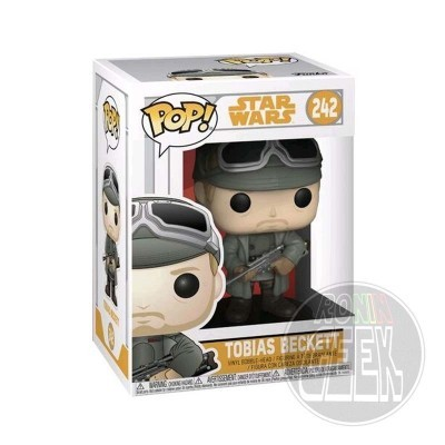 FUNKO POP! Star Wars Solo - Tobias Beckett (with goggles)