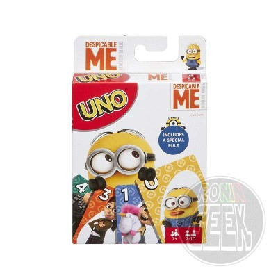 Despicable Me UNO Card Game