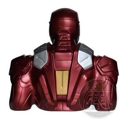 Mealheiro Marvel Comics - Iron Man