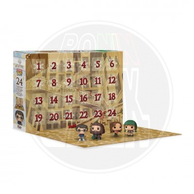 PRÉ-VENDA FUNKO Harry Potter Countdown Pocket POP! Advent Calendar