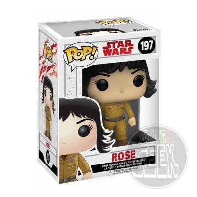 FUNKO POP! Star Wars Epi. VIII - Rose