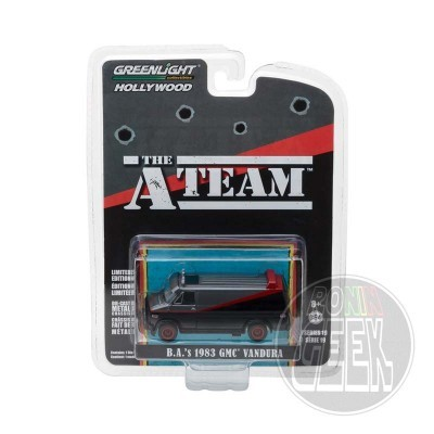 GREENLIGHT COLLECTIBLES The A-Team - 1983 GMC Vandura 1/64