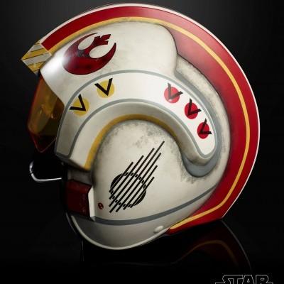 HASBRO Star Wars Black Series Premium Luke Skywalker Electronic Helmet