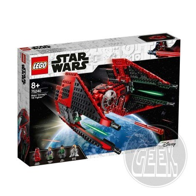 LEGO 75240 - Star Wars Resistance - Major Vonreg's TIE Fighter