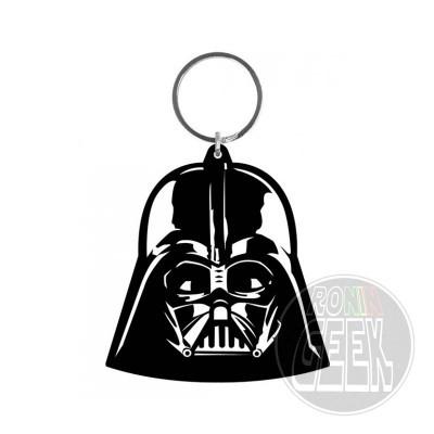 Star Wars Rubber Keychain Darth Vader