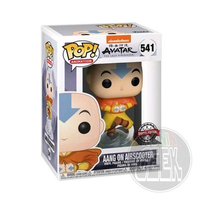 FUNKO POP! Animation: Avatar - Aang on Airscooter (Exclusive)
