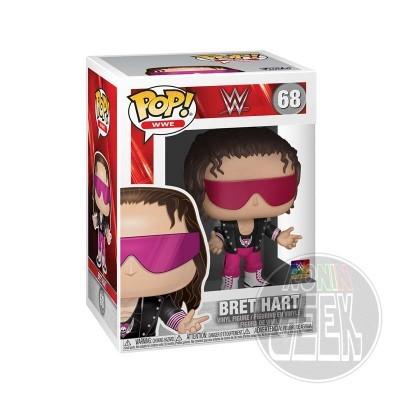 FUNKO POP! WWE - Bret Hart with Jacket