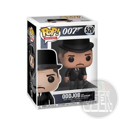 FUNKO POP! Movies: 007 Goldfinger - Oddjob