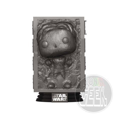 FUNKO POP! Star Wars - Han Solo in Carbonite