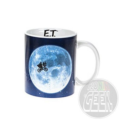 Caneca E.T. the Extra-Terrestrial Across The Moon