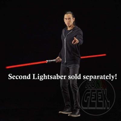 HASBRO Black Series Star Wars Episode I Replica 1/1 Force FX Lightsaber Darth Maul