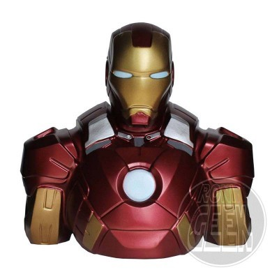 Mealheiro Marvel Comics - Iron Man