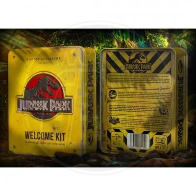 PRÉ-VENDA Jurassic Park Welcome Kit (Standard / Amber Edition)